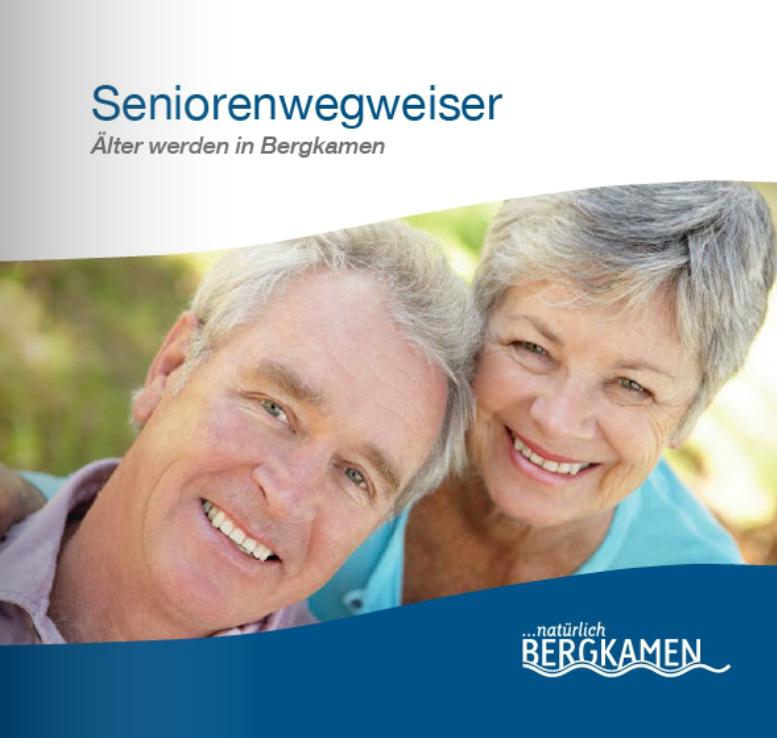 Seniorenwegweiser der Stadt Bergkamen